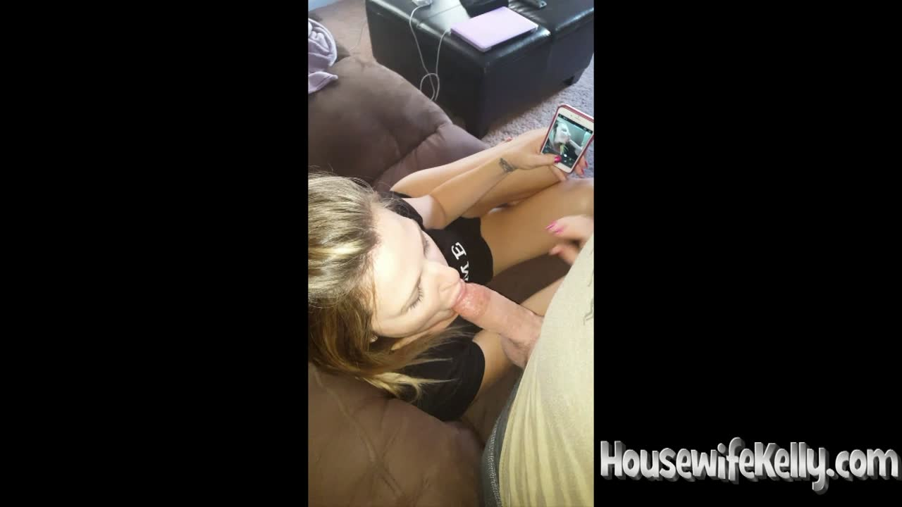 Blowjob clip iphone